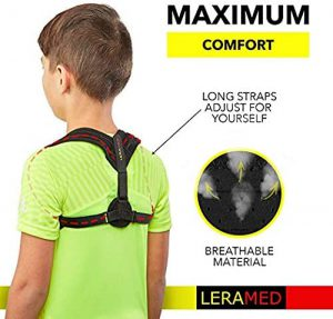 Leramed posture corrector review